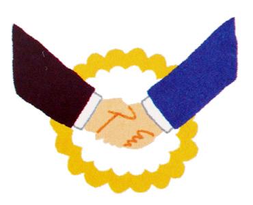 個々の信頼関係によって、会員相互のビジネス連携も